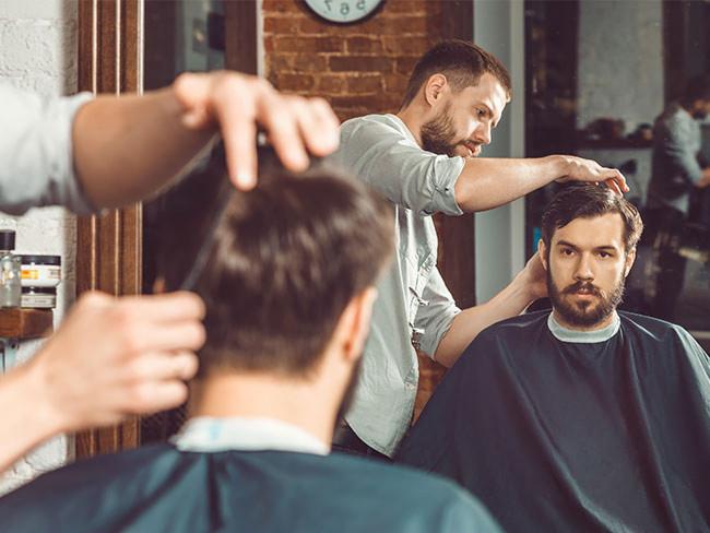 بهترین آرایشگاههای مردانه