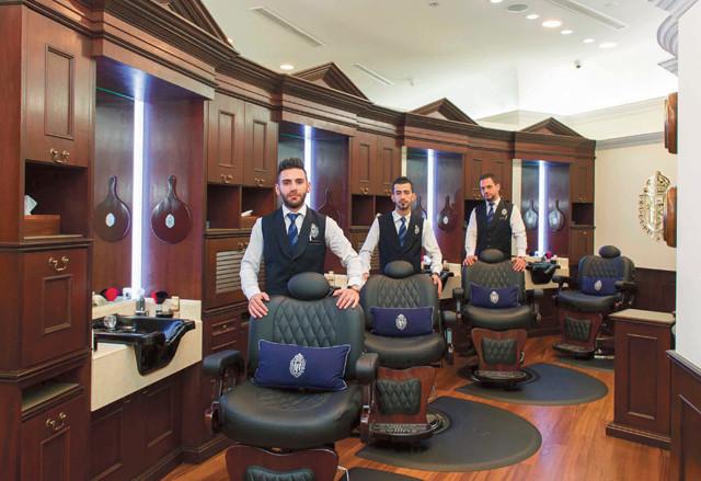 بهترین آرایشگاه مردانه کجاست؟ لیست بهترین آرایشگاههای مردانه