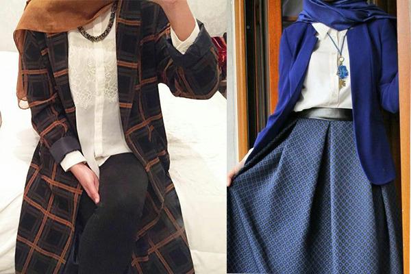 با تیپ اسپرت دخترانه با حجاب خوش تیپتر هم هستید! عکس جدیدترین مدلها