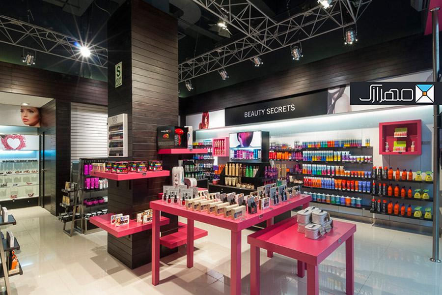 معرفی فروشگاه لوازم آرایشی معتبر با برندهای داخلی و خارجی