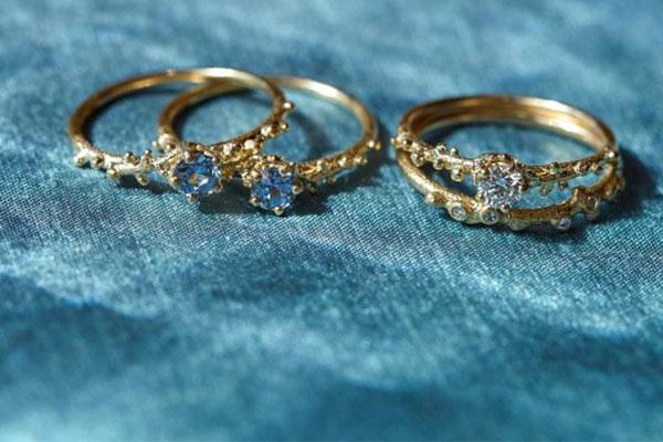 مدل انگشتر طلا در طرحهای جدید و خاص؛ زیباترین مدلهای روز