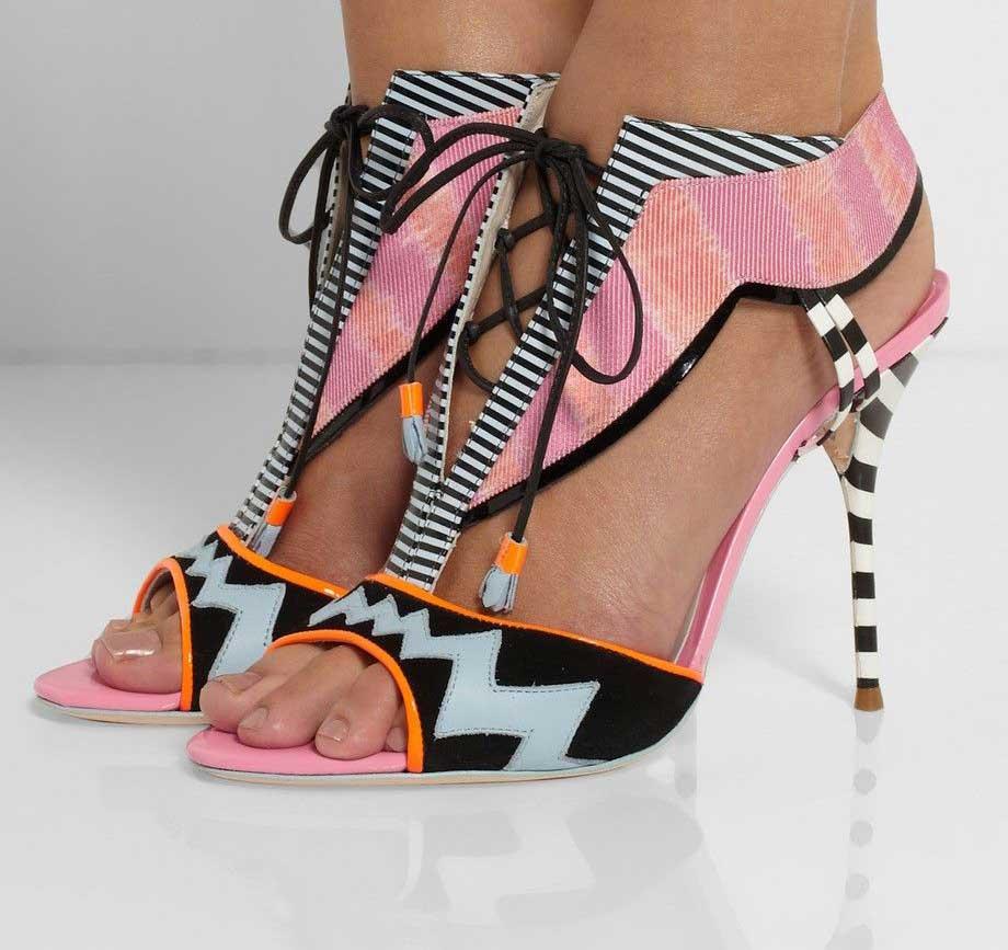 کفش مجلسی خاص برای دختران