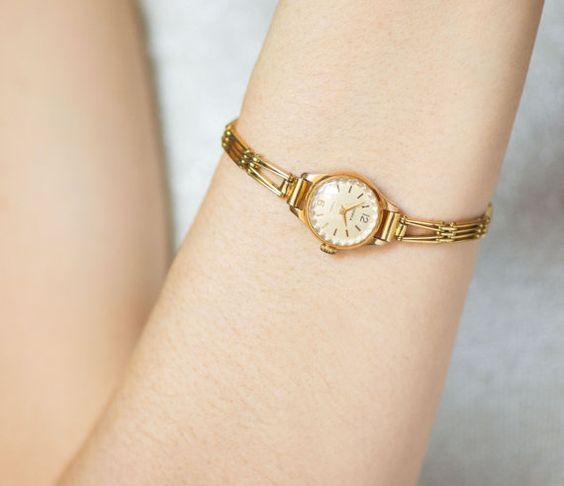 مدل ساعت مچی زنانه ظریف