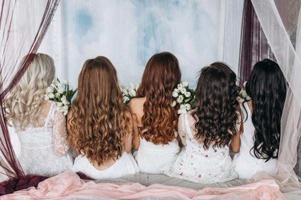 مدل موی بلند زنانه شیک و بهروز همراه عکسهای جدید